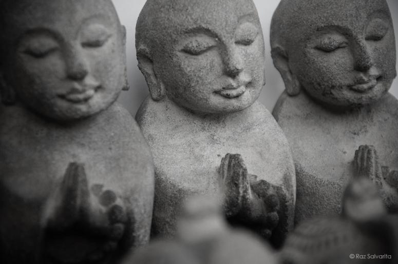 Buddha by Raz Salvarita